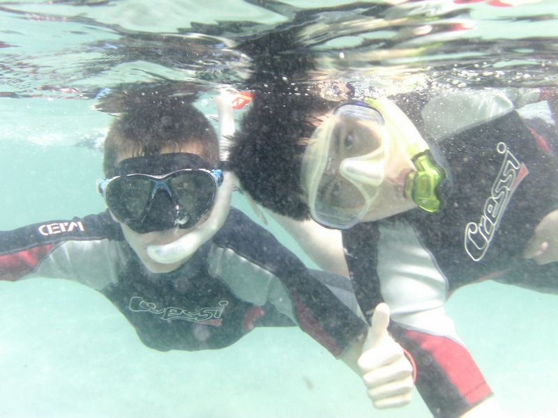 Snorkel Safari aktiviteter for barn Costa Blanca