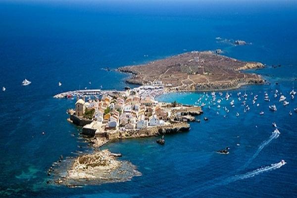 Den fantastiske naturen p costa blanca - Alojamiento en isla de tabarca ...