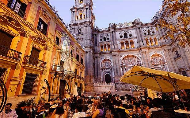 Malaga gamleby