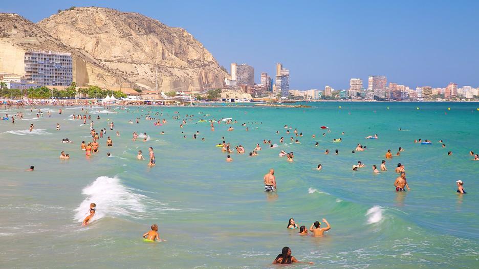 Klimaet og været i Alicante