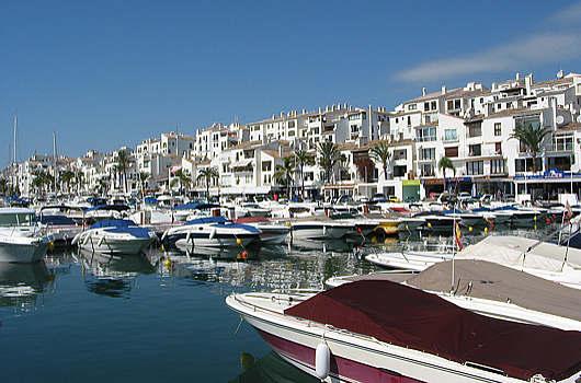 Marbella i Malaga Provinsen
