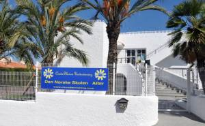 Norske skolen i Albir i Spania