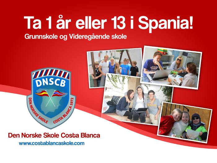 Norske skoler Costa Blanca