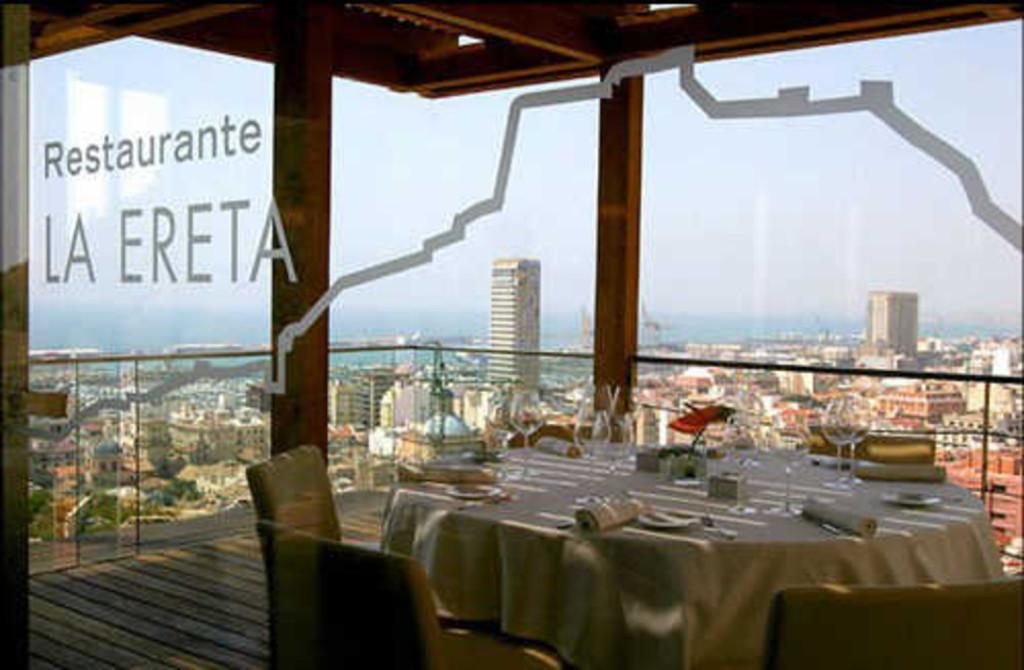 Restaurant La Ereta i Alicante