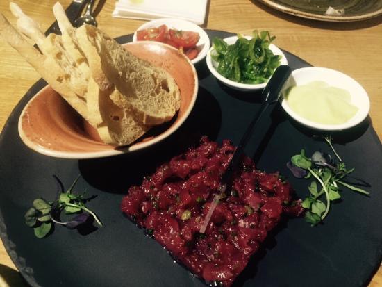 Restaurant La Taberna del Gourmet i Alicante