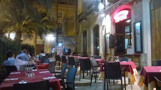 Restaurant O Pote Gallego i Alicante