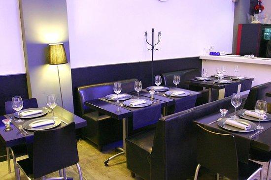 Restaurant Sabor de Cine i Alicante
