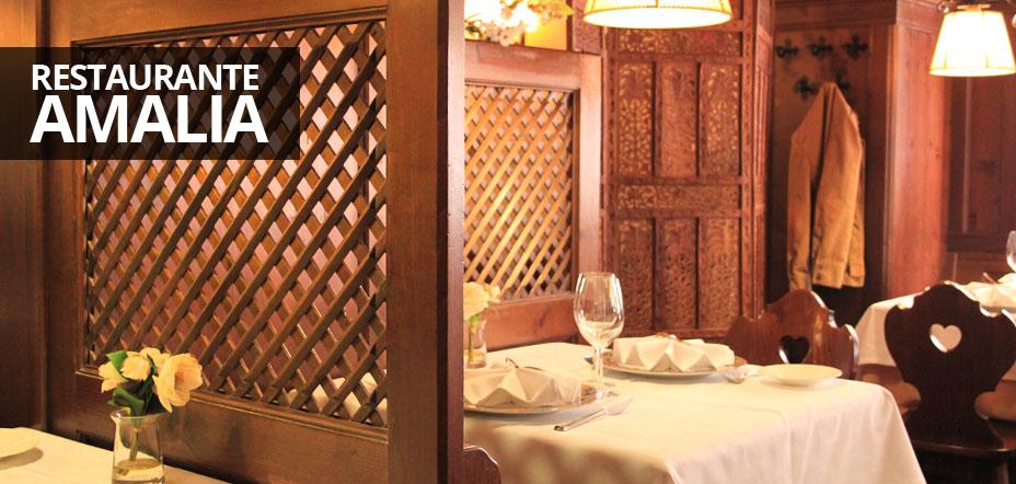 Restaurante Amalia i Alicante