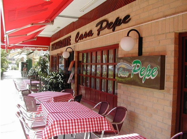 Restaurante Casa Pepe i Alicante