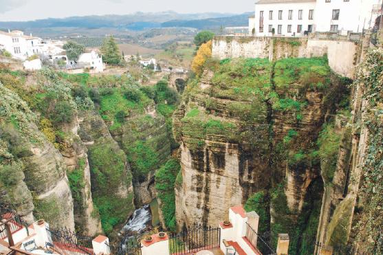 Ronda i Malaga provinsen
