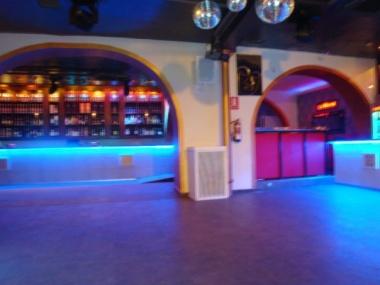 Uteliv i Alicante Discoteca Ananda