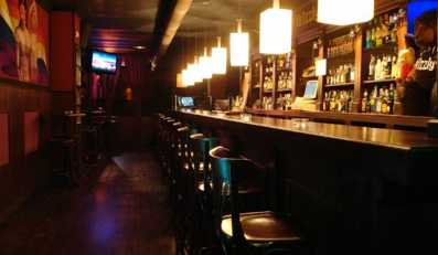 Uteliv i Alicante Grizzly Bar