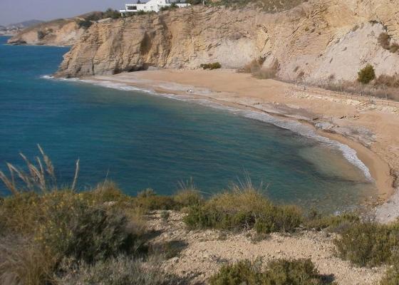 Strand Villajoyosa Playa Bon Nou i Alicante