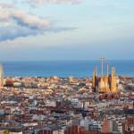 Vær og klima i Barcelona