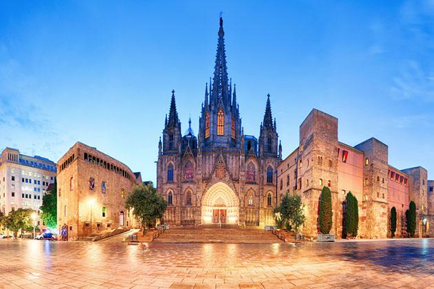 Reisetips Barcelona i Spania
