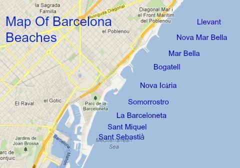 Strender i Barcelona