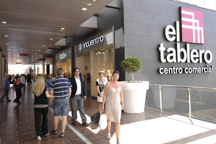 El Tablero kjøpesenter Gran Canaria