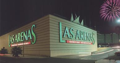 Las Arenas kjøpesenter Gran Canaria