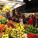 7 Topp markeder i Barcelona