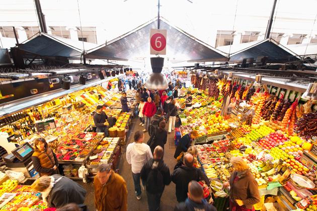 Reisetips markeder i Spania