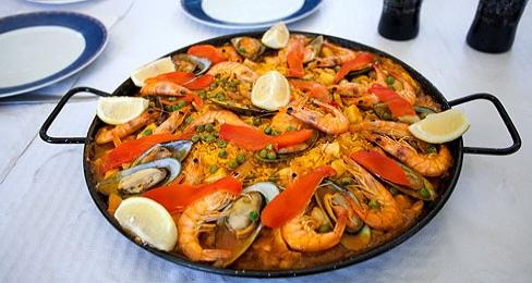 Reisetips lokalmat Spania