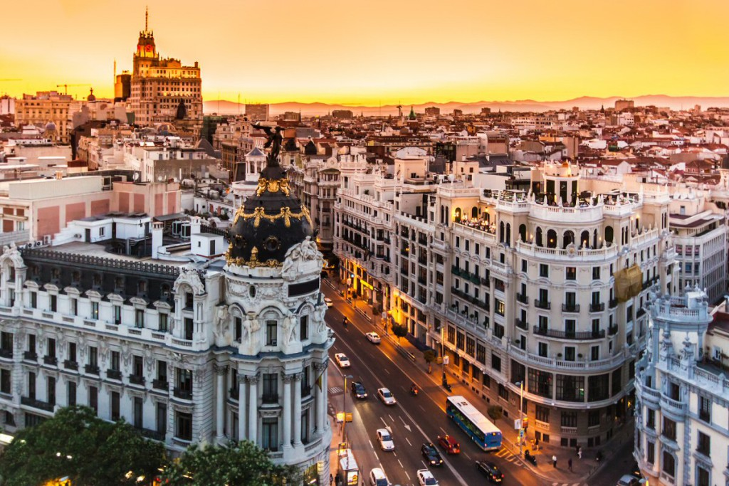 Billig reise til Spania