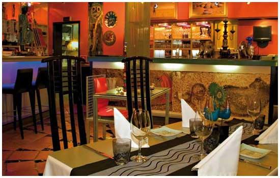 Bamira restauranter Gran Canaria