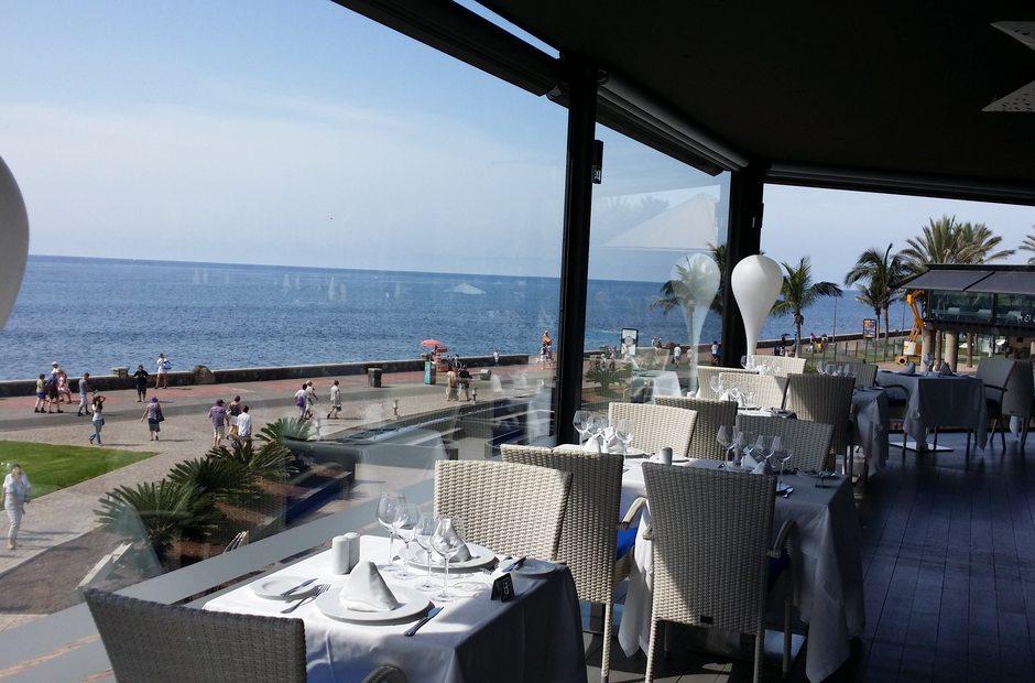 Las Rias restaurant Gran Canaria