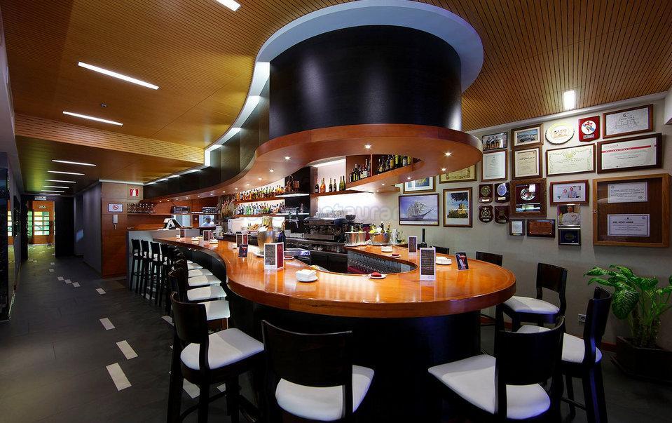 Restauranter Las Palmas Ribera del Rio Mino