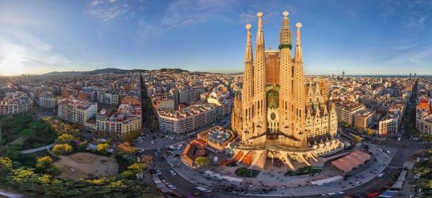 Severdigheter i Barcelona