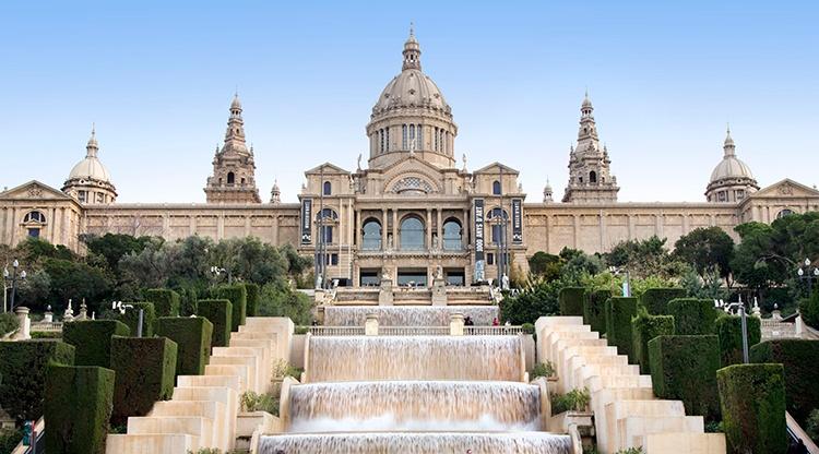 Nasjonalmuseet i Barcelona