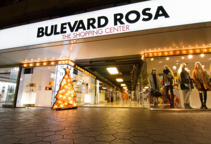 Shopping Barcelona Boulevard Rosa