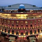 Las Arenas i Barcelona