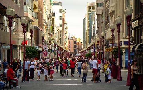 Calle Mayor de Triana Gran Canaria