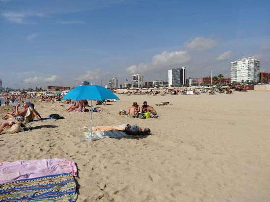 La Nova Mar bella i Barcelona