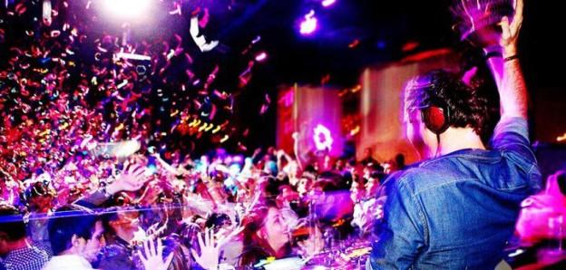 Uteliv barer og nattklubber i Barcelona