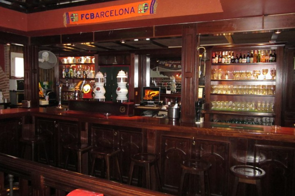 Bristol Blue Bar i Barcelona