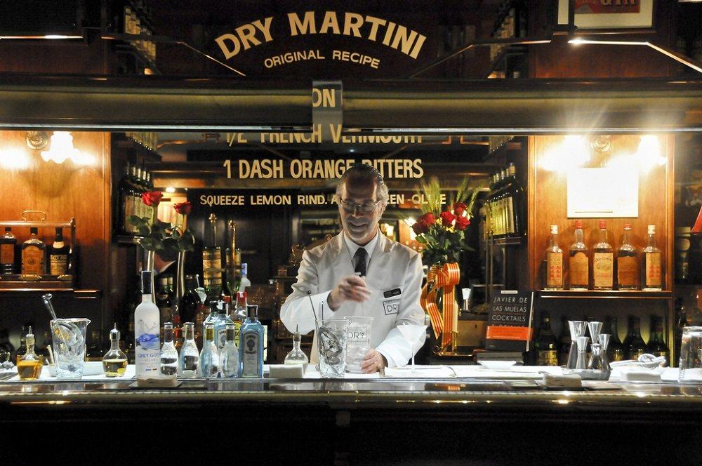 Dry Martini i Barcelona