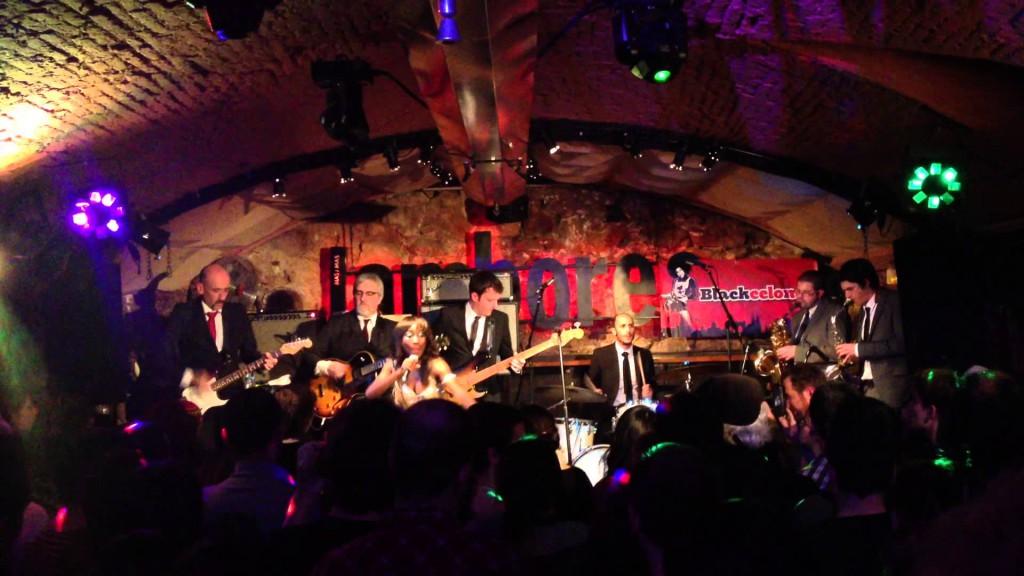 Jamboree i Barcelona
