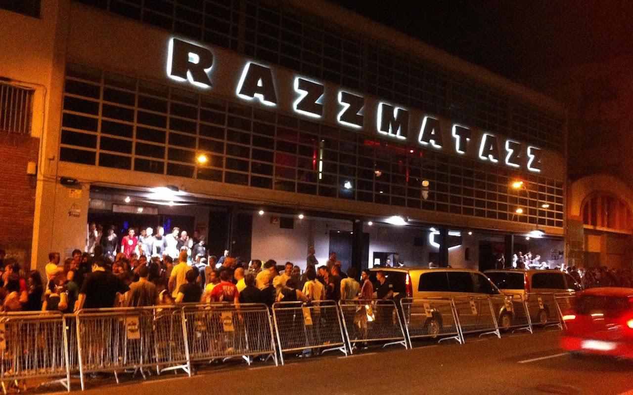 Razzmatazz i Barcelona