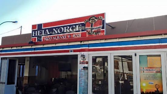 Heia Norge Bar Gran Canaria
