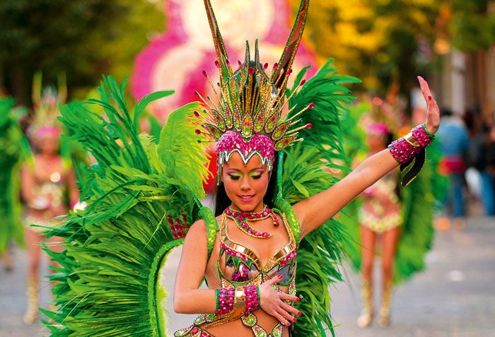 Carnival Queens i Torrevieja