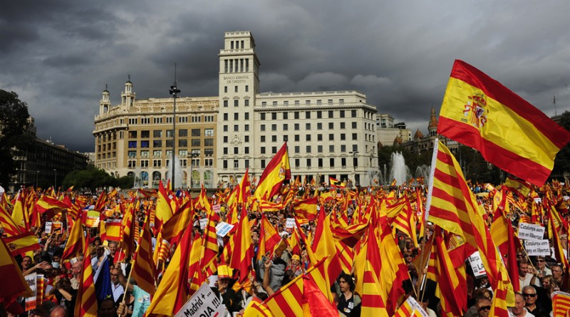 Spanias nasjonaldag i Torrevieja