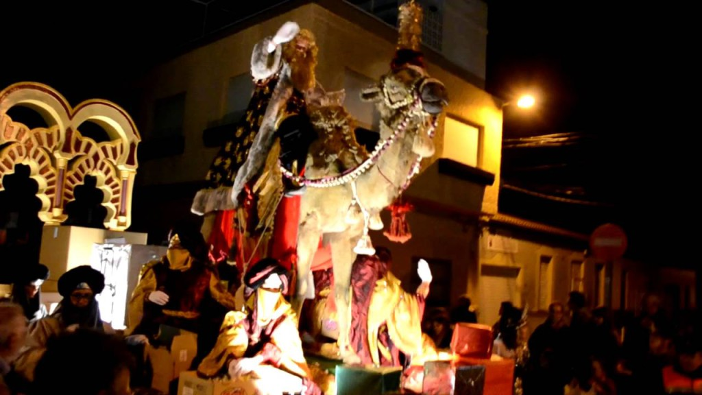 Three Kings Parade i Torrevieja