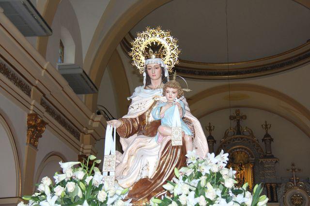 Virgen Carmen i Torrevieja
