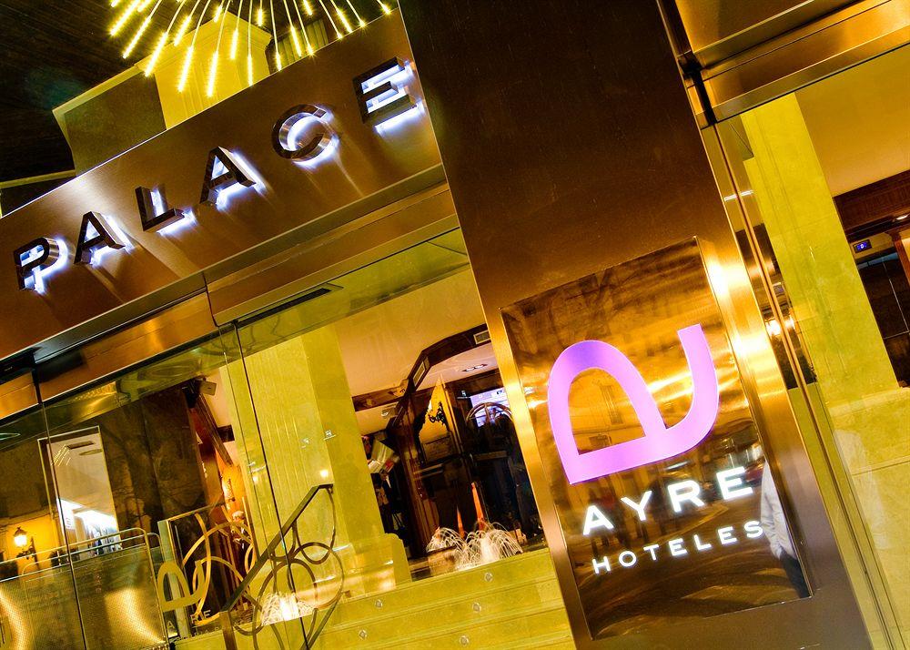 Hotell Ayre Astoria Palace i Valencia