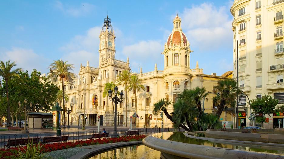 Ting å se og gjøre i Valencia