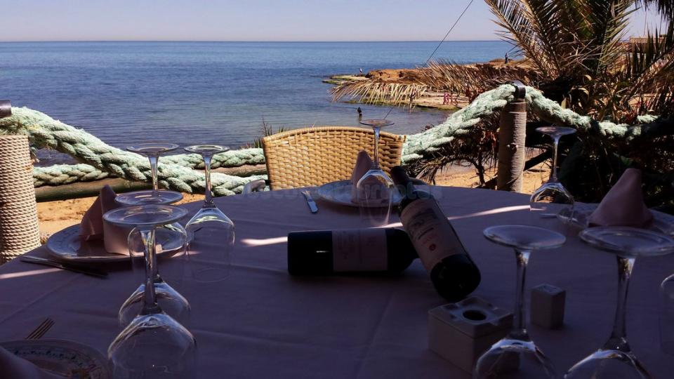Restaurant Barlevento i Torrevieja