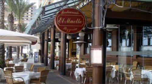 Restaurant El Muelle i Torrevieja