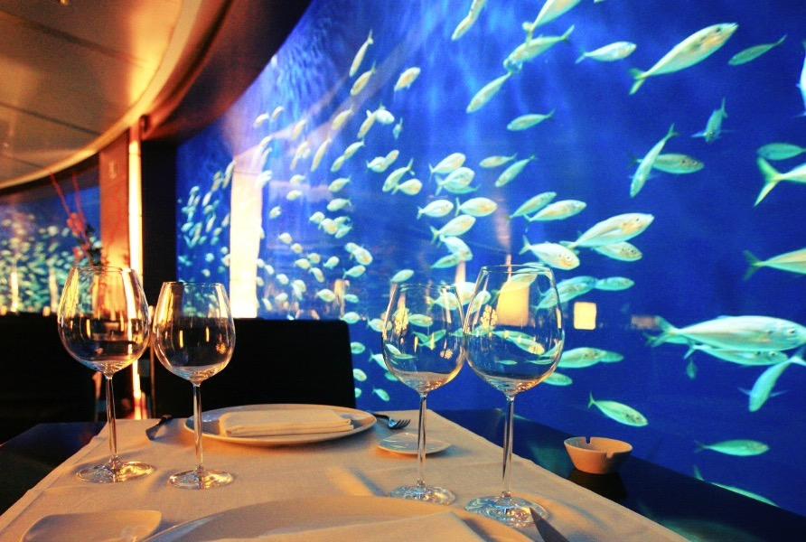 Romantiske restauranter i Valencia
